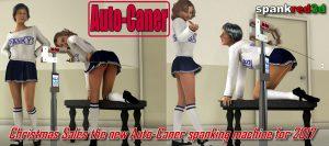 Auto-Caner spanking machine
