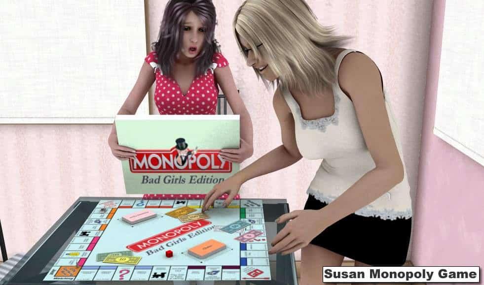 Spanking Monopoly