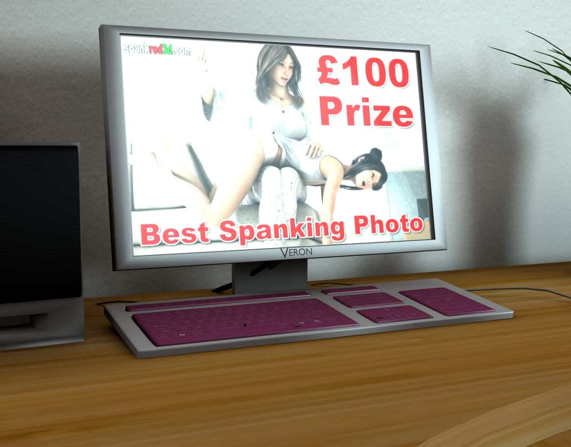 Attic Antics Spanking Picture Competition