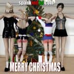 Christmas Caning
