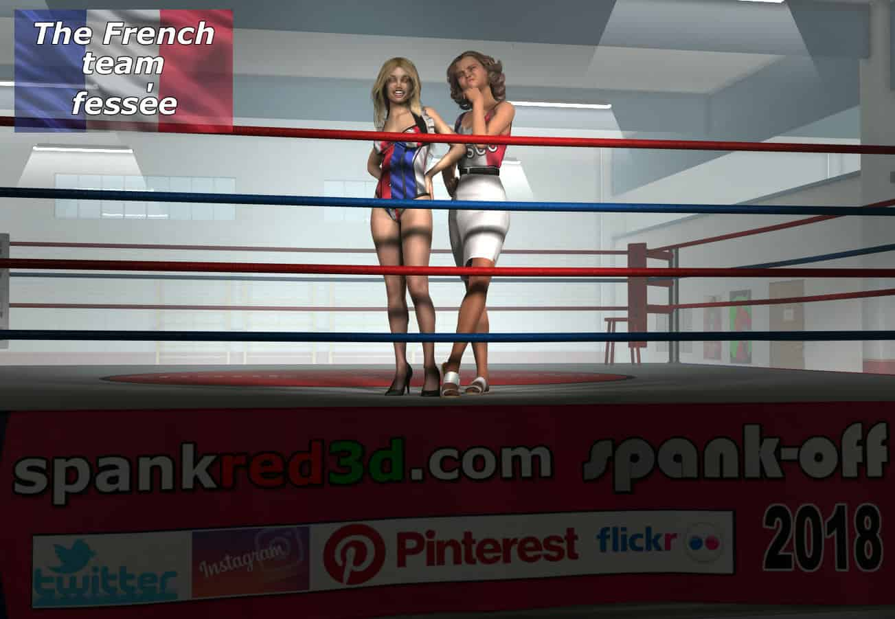 French Spanking Team