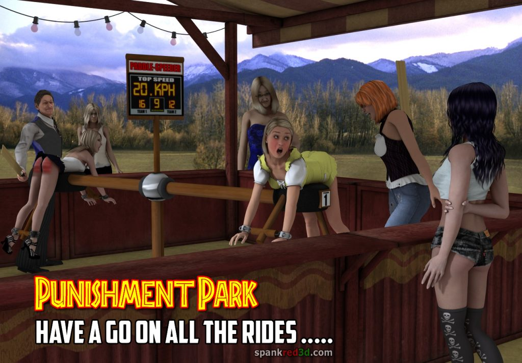 Punishment Park spanking theme Park