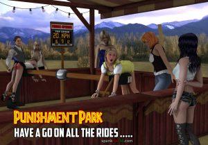 Punishment Park spanking theme Park