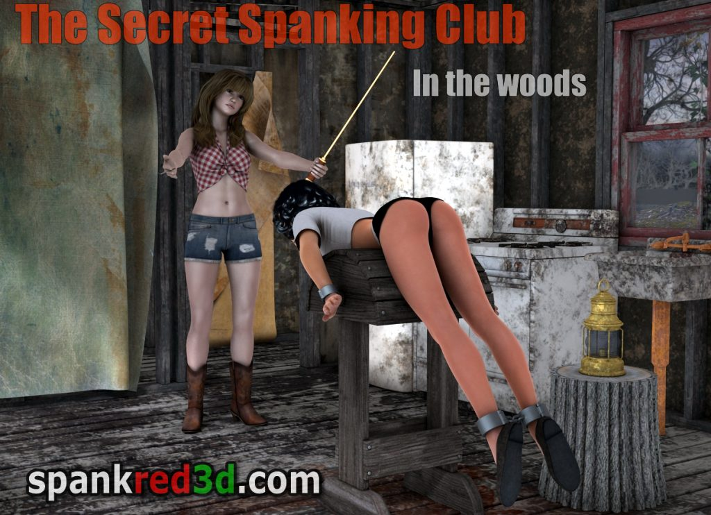 The Secret Spanking Club