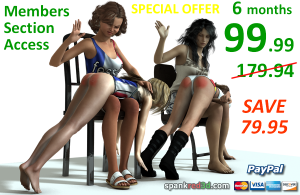 Jpon spankred3d with Paypal