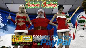 Seasons Beatings Christmas offer 1 year membership 50% off