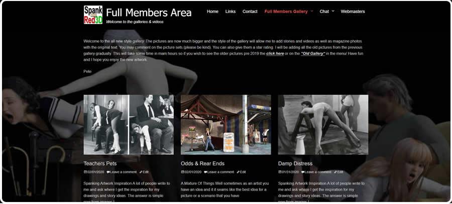 Full Members Screenshot Gallery