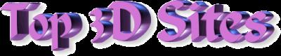 Top 3D Sites