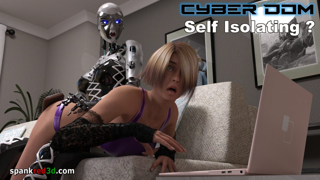 Cyber Dom Systems Spanking Droid