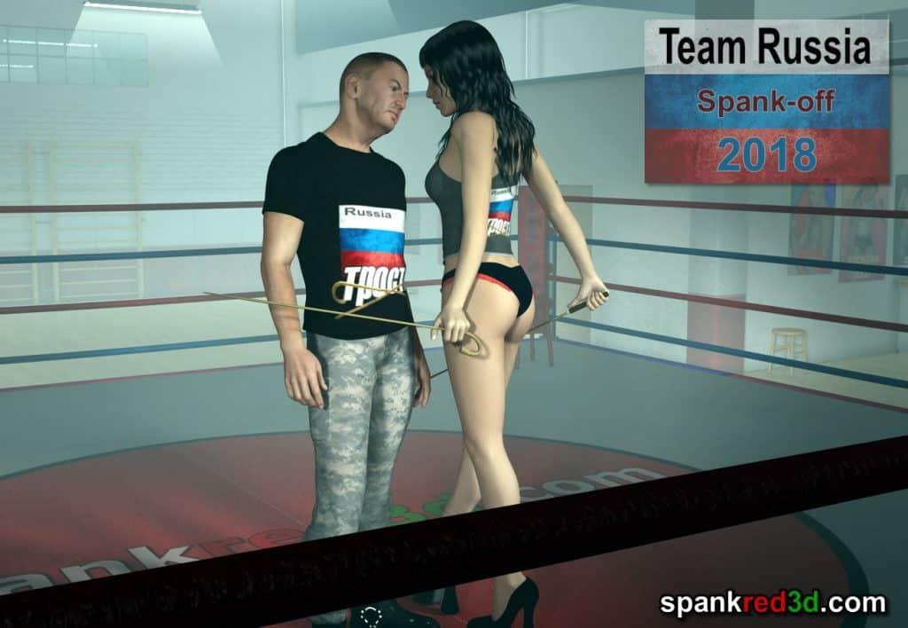 Spanking International Team Russia