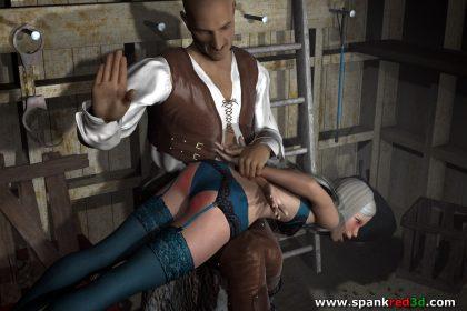 spanking sheds