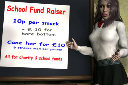 Comic Version School Funds