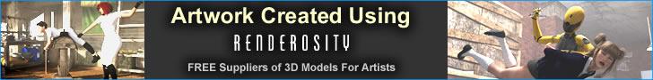 Free 3d Models for artists Renderosity