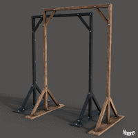 A Whipping Frame